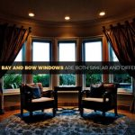 How Bay and Bow Windows Are Both Similar and Different